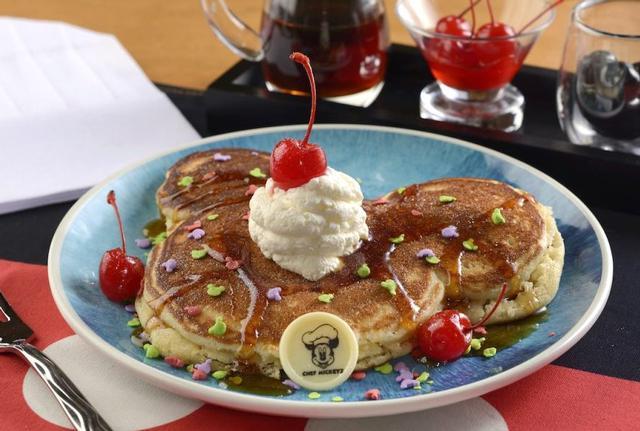 Mickey's Celebration Pancake