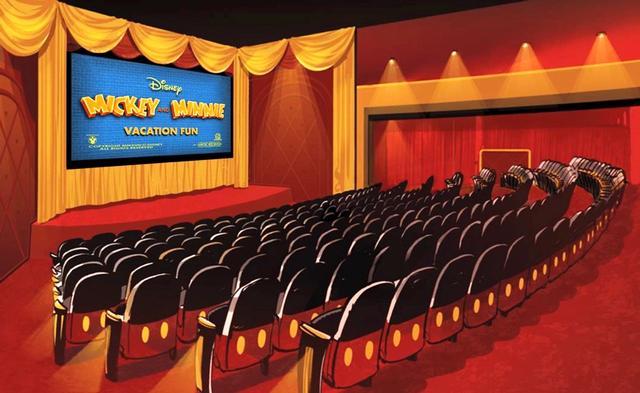 Photo of Mickey Shorts Theater