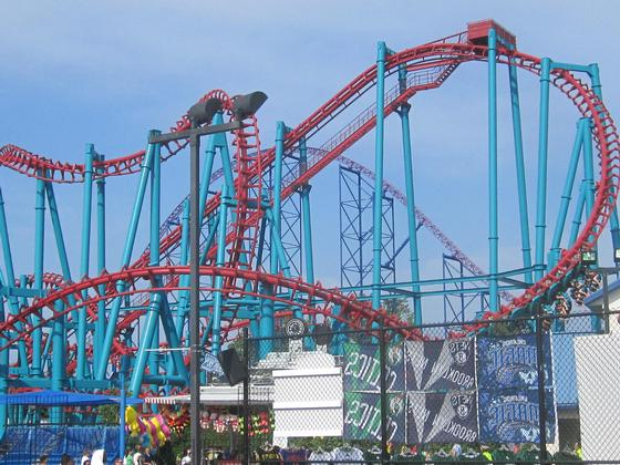 Photo of Six Flags New England