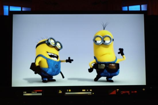Despicable Me Minion Mayhem photo, from ThemeParkInsider.com