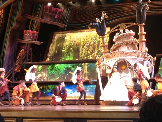 Mickey and the Magical Map photo, from ThemeParkInsider.com