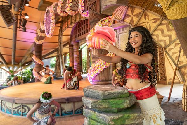 Photo of Moana: A Homecoming Celebration