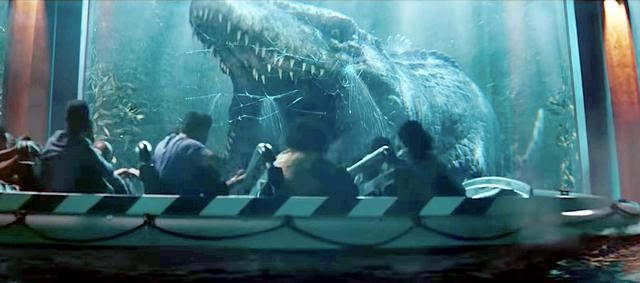 Photo of Jurassic World  - The Ride