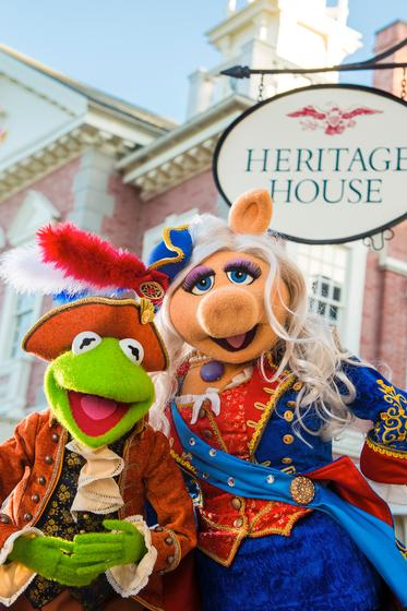 The Muppets Present Great Moments in American History photo, from ThemeParkInsider.com