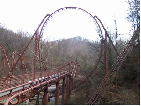 Tennessee Tornado photo, from ThemeParkInsider.com