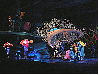 Finding Nemo - The Musical at Disney's Animal Kingdom
