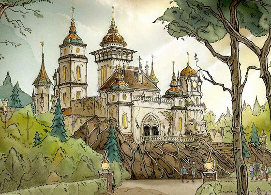 Symbolica: Palace of Fantasy