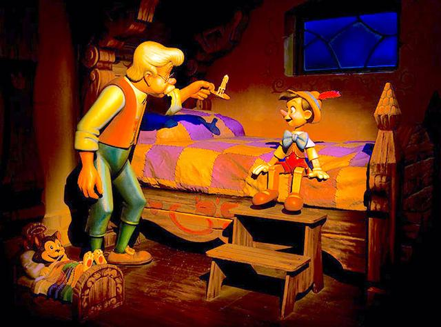 Photo of Pinocchio's Daring Journey