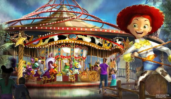 Photo of Jessie's Critter Carousel