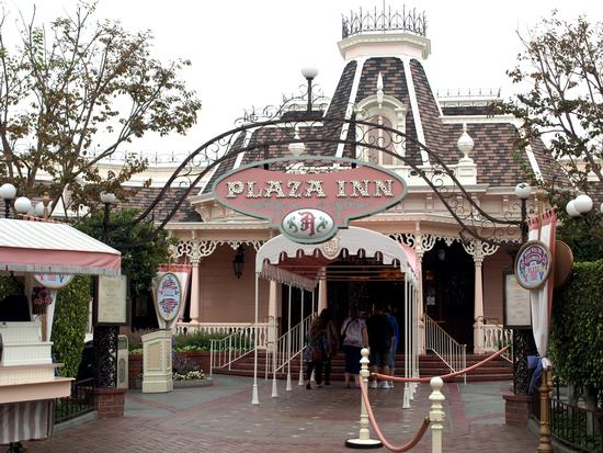 Plaza Inn photo, from ThemeParkInsider.com
