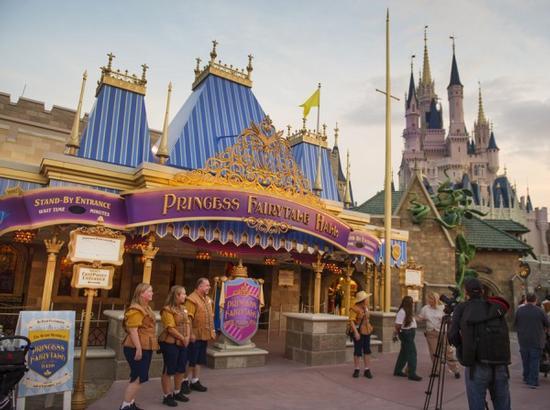 Photo of Princess Fairytale Hall