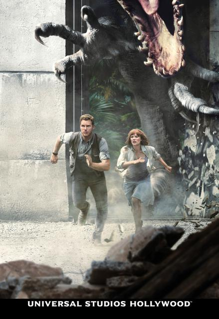 Jurassic World - The Ride