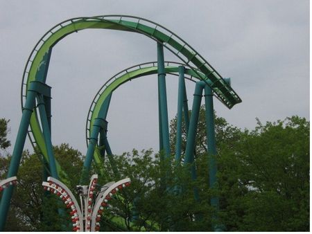 Raptor photo, from ThemeParkInsider.com
