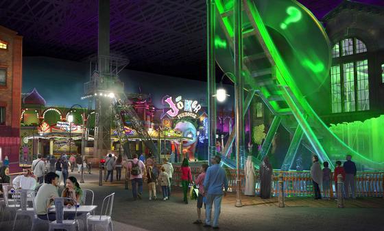 Warner Bros. opening theme park in Abu Dhabi