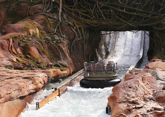 Photo of Roaring Rapids