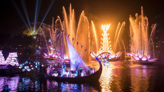 Rivers of Light photo, from ThemeParkInsider.com