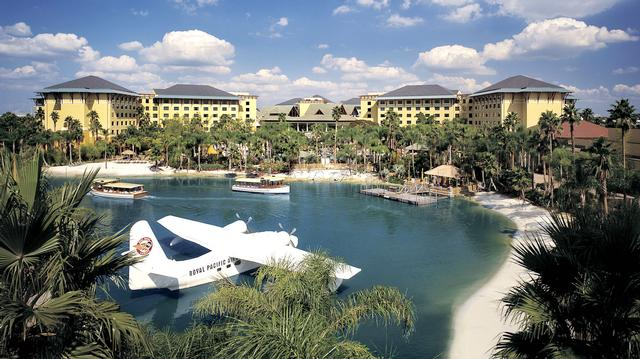 Universal's Royal Pacific Resort