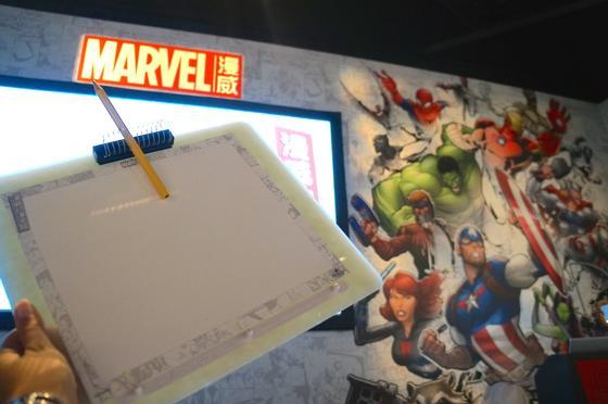 Photo of Marvel Universe