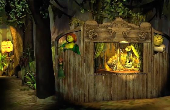 Photo of Shrek's Merry Fairy Tale Journey