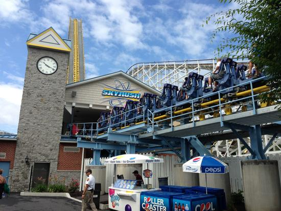 Photo of Skyrush