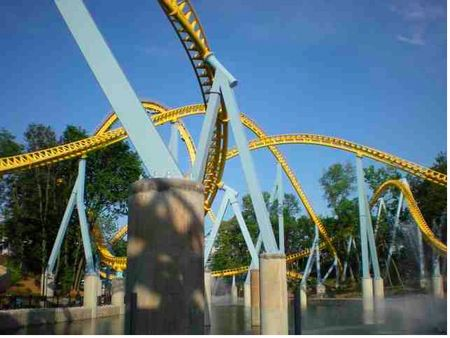 Skyrush photo, from ThemeParkInsider.com