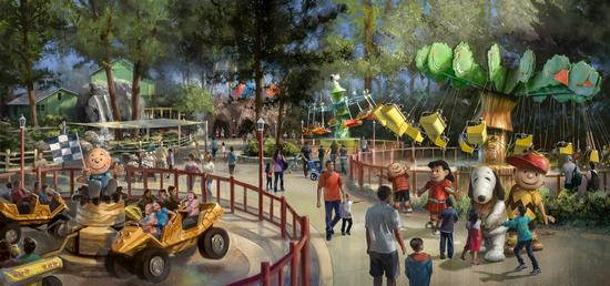 New Camp Snoopy