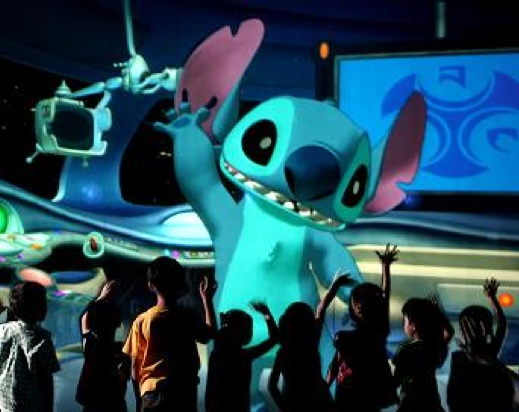 Photo of Stitch Encounter
