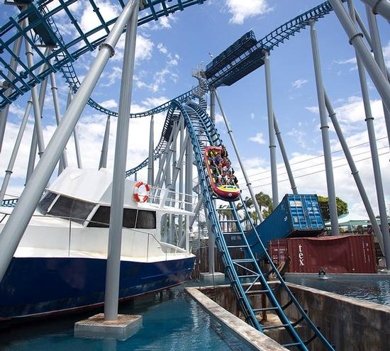 Photo of Storm Coaster