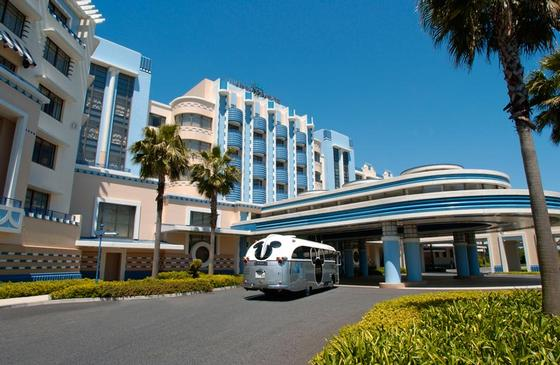 Photo of Disney Ambassador Hotel