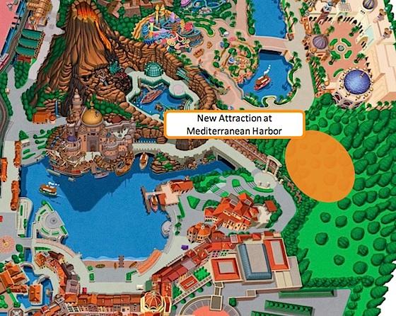Tokyo DisneySea photo, from ThemeParkInsider.com