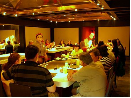 Teppan Edo photo, from ThemeParkInsider.com