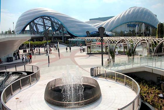 Shanghai Disneyland's Tomorrowland