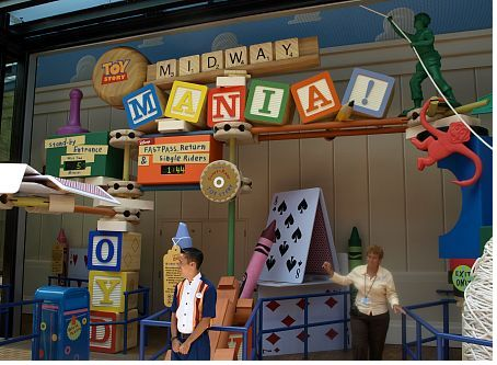 Toy Story Midway Mania Debuts At Walt Disney World