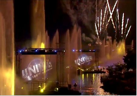 Universal's Cinematic Spectacular