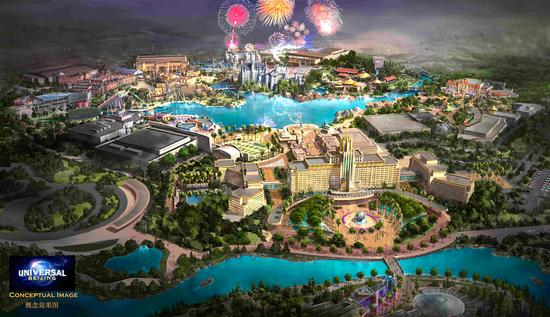 Photo of Universal Studios Beijing
