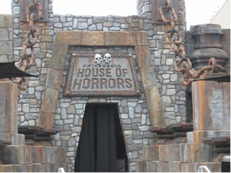 Photo of Universal's House of Horrors