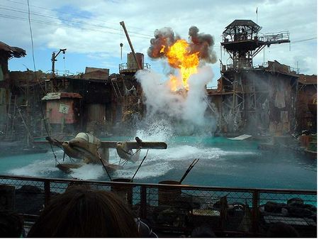 Universal Studios Hollywood's Waterworld