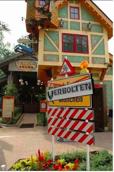 Verbolten photo, from ThemeParkInsider.com