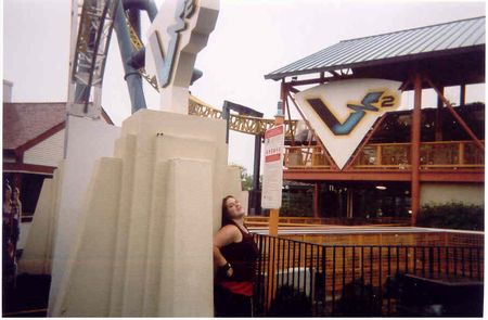 Vertical Velocity V-2 photo, from ThemeParkInsider.com