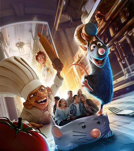 Photo of Ratatouille: L'Aventure Totalement Toquee de Remi